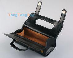 Mens Travel Toiletries Cosmetic Bag Black PU leather Shaving Wash Toiletry Case | eBay