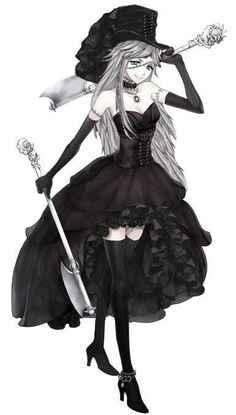 Undertaker female