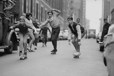 How to skateboard in 1965