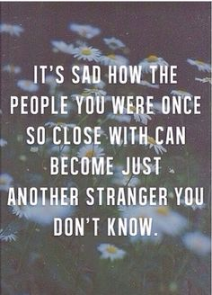 People Change Friends Sometimes Become Strangers But The Memories
