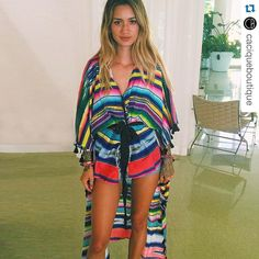 "#Repost @caciqueboutique with @repostapp. ・・・ PRE-ORDER AGUA BENDITA  New 2016 @aguabenditasw is on the site & we're obsessed! [Pre-order your favorites like the ""Bendito Tasco Tunic"" as seen on @gypsyone at caciqueboutique.com] #preorder #2016 #aguabendita #gypsyone #tascotunic #caciqueboutique"