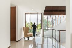 Gallery of Spouse House / Parametr Architecture - 8