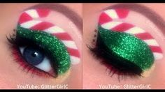 Download video: Candy Cane Elf Makeup Tutorial! Merry Christmas!
