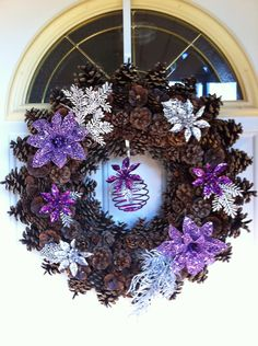 30 Vibrant Purple Christmas Decorations   DesignRulz.com