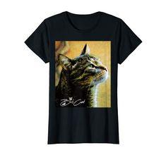 Bob Cat, Cat Shirts, Amazon, Cats, Mens Tops, Painting, Amazons, Gatos, Riding Habit