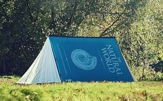 本型テント。