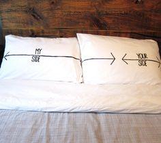 Pillowcase My Side