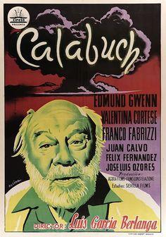 """Calabuch"" (1956) País: España. Director: Luis García Berlanga."
