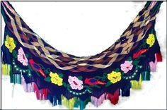 Chinchorro wayuu inspiración (isho )o cardenal Guajiro Tassel Necklace, Shopping, Jewelry, Fashion, Vestidos, Culture, Art, Moda, Jewlery