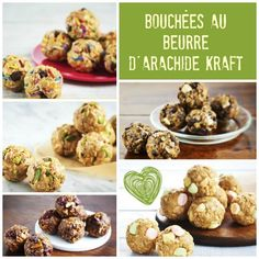 20 meilleures recettes de boules d'énergie - Wooloo Dog Food Recipes, Cooking Recipes, Healthy Recipes, Cas, Cravings, Good Food, Brunch, Food And Drink, Nutrition