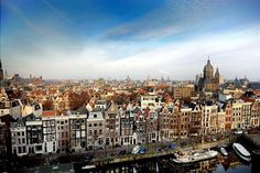 Amsterdam's reputation as the smoky and sexy capital of the Netherlands brings tourists to the canal-filled city in droves.
