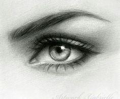 Amanzig pencil drawing****