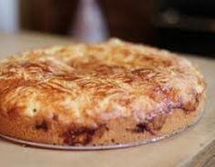 Gâteau Basque au Fraise