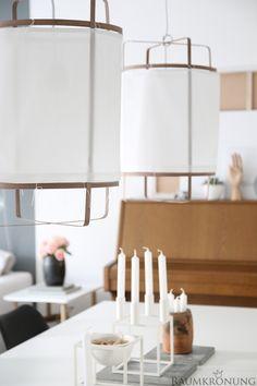 RAUMKRÖNUNG: cottonlights by Anja