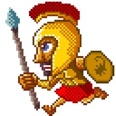 f8ce1c30260625.561b4e7145046.gif (480×480) Pixel Animation, Bowser, Projects, Fictional Characters, Hama, Log Projects, Blue Prints, Fantasy Characters