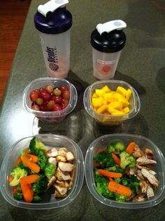 simple, healthy meal planning