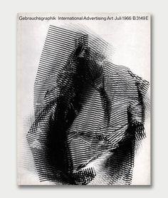 Gebrauchsgraphik Covers, 1966