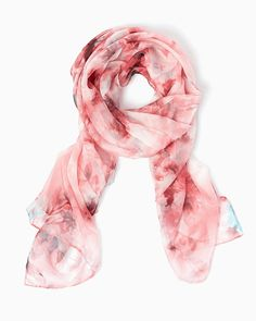 charming charlie | Misty Watercolor Scarf | UPC: 450900505974 #charmingcharlie