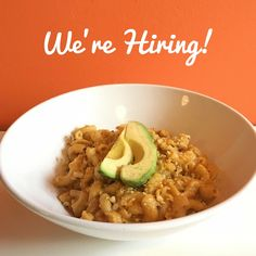We're expanding so we're hiring! :) How would you like to join the best team in downtown? We're hiring for all positions. Email ieat@lettucelovecafe.com We would LOVE to hear from you! #eatbetter #hiring #employment