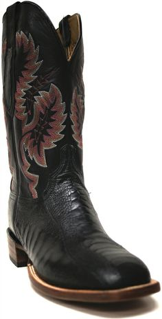 Lucchese Men's Gonzalez Matte Ostrich Leg Cowboy Boots -- These would look great on your groom at your wedding! | SouthTexasTack.com