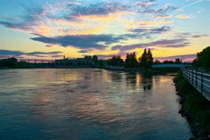 St. Mary's River, Sault Ste. Marie, Photo by M. Atif Murtaza