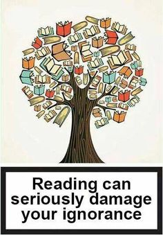 Tree of books...tree of knowledge? Possible tattoo.