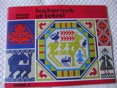 ≥ DMC borduurboekje Lapland - Hobby en Vrije tijd - Marktplaats.nl
