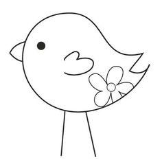 lief vogeltje