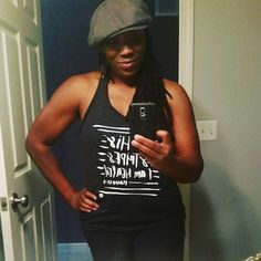 """Working on those """"Godly guns..."""" hehe.  Yep @torielinfitness would be so proud. She's inspired me to see a Kingdom body has to be fit for EVERY battleground. 💪😏 #WearThePromise #WeAreCovenantGear #ChristianApparel #ChristianClothing #Worship #JesusLovesMe #GodISGood #WearYourFaith #Faith #ChurchClothes #InstaGood #Summer #Fitness #Fitlife #FriYAY #Jesus #Joy #Happy #Hope #KansasCity #KC"""