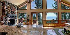 cabin rentals in ca   California Vacation Rentals Lake Tahoe CA