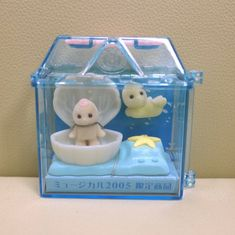 Sylvanian Families WATER DROPS OF THE VALLEY FAIRY SET F-33 Calico Critters