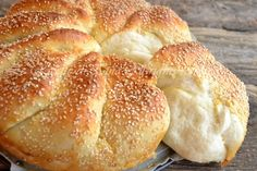 pane a fiore,pane con burro Burritos, Hamburger, Food And Drink, Cooking, Recipes, Christmas 2014, Buffet, Training, Kitchen