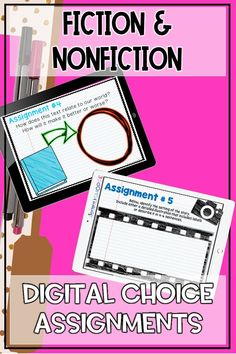 Use these digital independent reading choice boards in your upper elementary ELA classroom! These digital resources make it easy for students to demonstrate their understanding of the fiction and nonfiction texts they read while distance learning. Each independent reading menu has 20 reading response activities for students to choose from! #upperelementary #ela #independentreading Reading Response Activities, Reading Comprehension Strategies, Writing Resources, Writing Skills, Teaching Reading, Menu Calendar, One Note Microsoft, Upper Elementary, Elementary Science