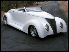 1937 Ford Custom Roadster  LS1, Automatic at Mecum Auction