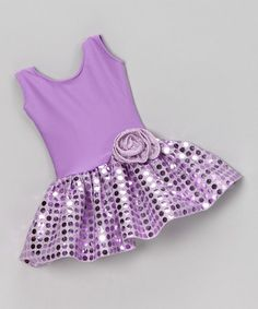 Take a look at this Anna's Doll Clothes Sparkle Purple Dress Doll Outfit by Favorite Friends: Dolls & Accessories on #zulily today!