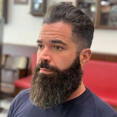 "BEARDS IN THE WORLD on Instagram: ""@esibisko_barber_shop TOP BARBERS IN THE WORLD 🤜#beautifulbeard #beard #beards #bearded #barbudo #barbe #barbu #barbeiro #barber #barbuto…"""