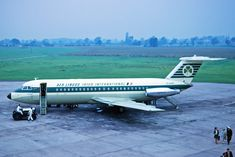 EI-ANF BAC One-Eleven 208 Aer Lingus MAN 14AUG65 St Malachy, Dublin Map, Dublin Airport, Manchester Airport, Images Of Ireland, World Pictures, British Airways, Great Pictures, British Isles