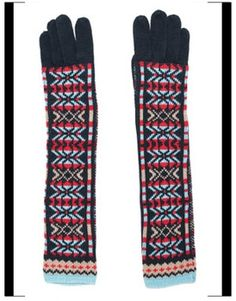 It is like knee high socks but for your hands!