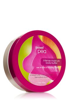 Sweet Pea Body Butter - Signature Collection - Bath & Body Works