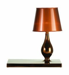 Roche Bobois CLOCHEE Glass Lamp With Taffeta Lanter Design R Becca Vall E