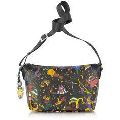 Piero Guidi Magic Circus - Medium Shoulder Bag ( 262) ❤ liked on Polyvore 9ec615c2bdf