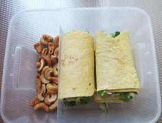 lunchbox inhoud