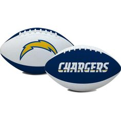 San Diego Chargers NFL Youth Size Team Color Football (Hail Mary)