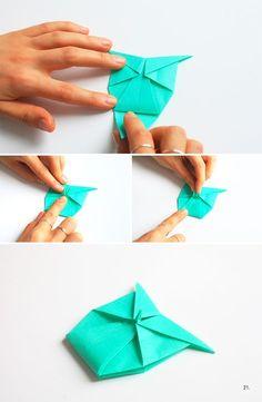 DIY : jolie carte et origami en papier japonais sur le blog d'Adeline Klam Adeline Klam, Owl Crafts, Creations, Crafty, Diy, Cards, Blog, Branding, Origami Owl