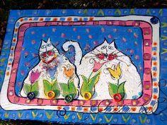 SAMPLE  Rhonda ande Rhoda by ArtziFartzi on Etsy, $97.00