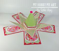 My hobby My Art: Reto # 69 Los colores de Hilda