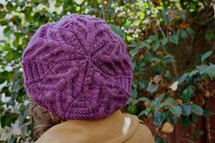 Ravelry: Merge Hat pattern by Veronica Parsons