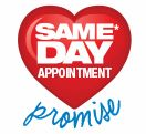 We believe quality eye care shouldn't have to wait. Novus Clinic is pleased to offer the same-day appointment promise.