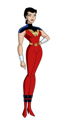 Justice League season (Wonder Woman - Justice Lords by SpiedyFan on DeviantArt) Marvel Girls, Comics Girls, Marvel Dc, Marvel Comics, Wonder Woman Art, Wonder Woman Comic, Dc Animated Series, Robot Cartoon, Justice League Unlimited