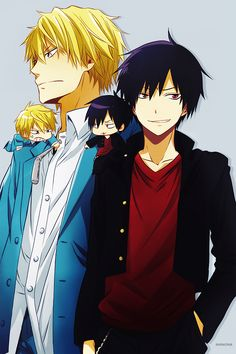 Shizaya~! : Photo